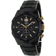 guess men s black sport chronograph watch zabiva com guess men s black sport chronograph watch