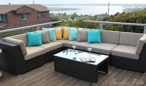 patio sectional outdoor furniture the ability to add a chair at any time this is beneficial you move int