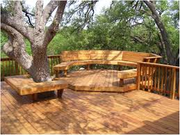 Wood Patio Designs Backyards Fascinating Patio Excellent Wood Patios And Decks For