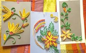 quilled wall art easy diy craft projects for wall decor quilling 10777