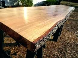 unfinished wood table top inch round tops pine canada 48