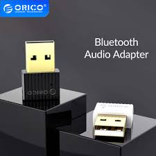 <b>ORICO Mini Wireless USB</b> Bluetooth 4.2 + EDR Audio Adapter ...