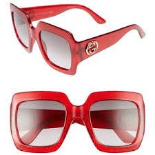 gucci 57mm square sunglasses. women\u0027s gucci 54mm square sunglasses 57mm