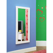 Kids Bedroom Mirrors Wall Mirror Frameless Jessica Wall Mirror For Kids Room