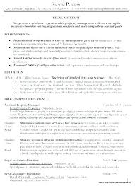 Assistant Property Manager Resume Inspirational Assistant Property
