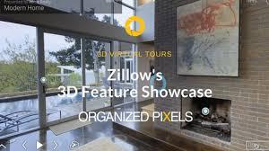 Zillow 3D Feature Showcase | Organized Pixels