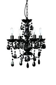 chandelier plastic crystal candle lighting black 4 arm lamp ceiling small acrylic light replacement chandel chandelier plastic crystal