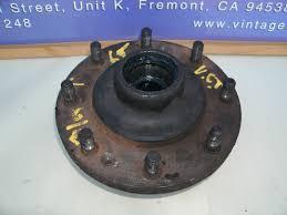 ton lug front drum brake hub vintage chevy 1963 1970 3 4 ton 8 lug front drum brake hub
