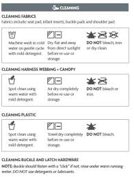 how do i clean my child s car seat