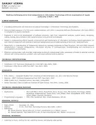 Standard Format Resume Cool Excellent Resume Excellent Resume Format Resume Templates Download