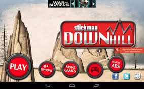 Stickman Downhill Games For Android Free Download Stickman