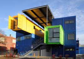 container office building. Box Office Container Building F