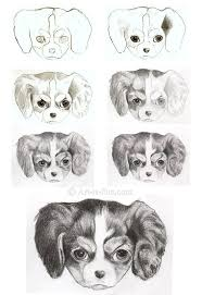 Small Picture How to Draw a Puppy Learn How to Draw Puppies Art is Fun