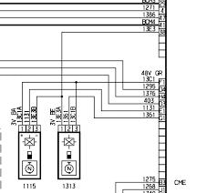 peugeot 308 wiring diagram