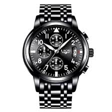 Buy <b>Men Business Watch</b> Chronograph Clock Brand Luxury <b>Fashion</b> ...