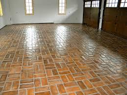 image of porcelain garage flooring tiles