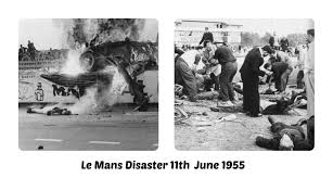 「1955 Le Mans disaster」の画像検索結果