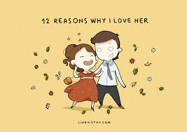 12 reasons why i love her by lingvistov