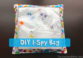 theinspiredhome org diy i spy bag tutorial sew a simple yet