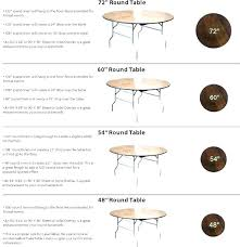 60 in round table what size overlay for a tablecloth floor length sizing chart fits inch