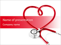 Heart Powerpoint Templates Healthcare Powerpoint Templates Backgrounds Google Slides