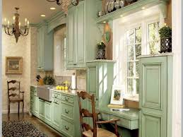 Renovated Kitchen Amazing Renovated Kitchens With Green Cabinets Small Kitchen Gallery