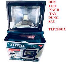 Đèn Led xách tay dùng sạc TLP20301C – TRUNG TÂM DỤNG CỤ