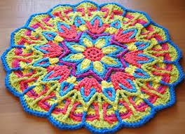 Best 25 Crochet mandala pattern ideas on Pinterest