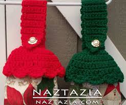 Crochet Towel Topper Pattern New Crochet Christmas Gifts For Home Crocheted By Donna Wolfe