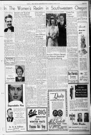 The World from Coos Bay, Oregon on January 11, 1947 · 5