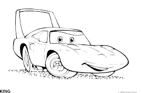 Coloring Pages Free Printable Cars Cars Coloring Pages To Print Cars