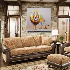 Paintings For Living Room Decor Aliexpresscom Buy Modern Painting Decoration Modern Living Room