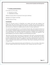 Unsolicited Resume Sample Kantosanpo Com