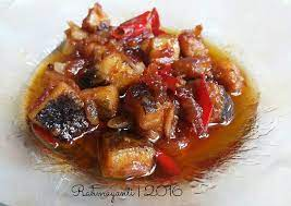 Sayur asam pedas adalah satu resep klasik yang tidak ada matinya untuk orang indonesia. Resep Ikan Asin Asam Manis Banjar Oleh Rahmayanti Cookpad