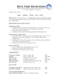 Great Objectives For Resume Great Objectives For Resumes Objective Example Resume Objectives 76