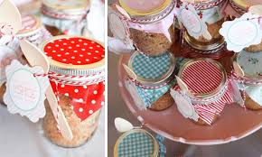 Cookie Mix Baby Shower Favors  OCCASIONS AND HOLIDAYSSugar And Spice Baby Shower Favors