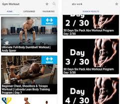 gym workout videos free