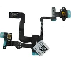 Power Button Proximity and Ambient Light Sensor for iPhone 4S