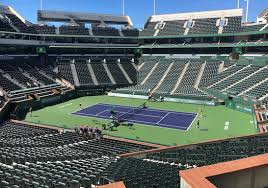 Indian Wells Tennis Center Seating Chart Bnp Paribas Open Luxury Suite Ticket Package Tennis Tour