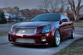 Rob Peters's 2005 Cadillac CTS-V on Wheelwell