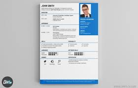 Cv Template Maker Choice Image Certificate Design And Template