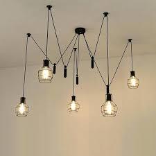 pendant light cord kit hanging light cord spider pendant light led spider light black hanging lamp pendant light cord kit hanging