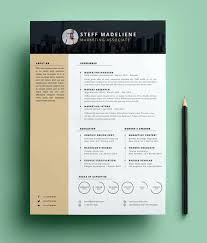 Free Resume Samples To Download Free Resume Templates On Template Modern Cv Word Download Updrill Co