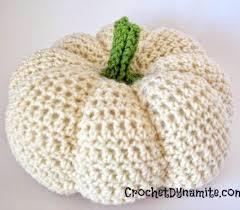 Free Crochet Pumpkin Patterns