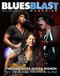 Chicago Blues Guitar Women Part I