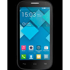 Touch Screen for Alcatel Pop C5 - Black ...
