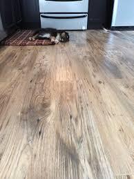 petite modern life reclaimed chestnut laminate floors kitchenremodel