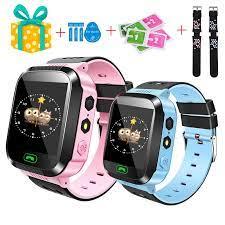 MOCRUX Q528 akıllı saat çocuk çocuk kol saati SOS GSM bulucu izci anti  kayıp güvenli Smartwatch çocuk güvenlik iOS Android için|Smart Watches