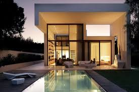 Watch in Detail These House Plans With Pictures of Real Houses    best modern house plans