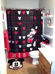 marvelous mickey mouse bathroom set sets furniture key